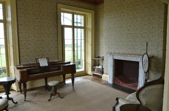 Highfield Historic Site: Inside Highfield House