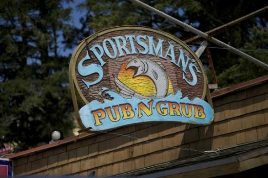 Sportsman Pub and Grub: It Starts Here