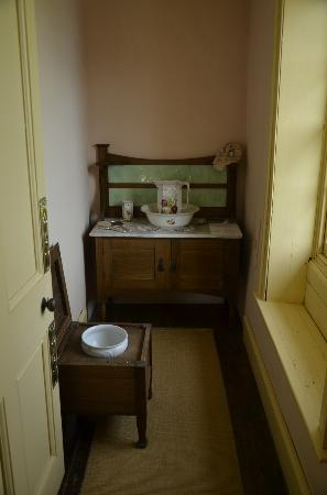 Highfield Historic Site: The 'en-suite'