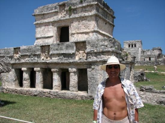 Ερείπια των Μάγια του Tulum: Ruinas de Tulun