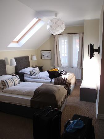 Reykjavik Residence Hotel: the hotel room