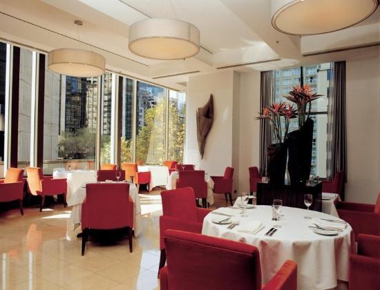 Amora Hotel Jamison Sydney: Charr Restaurant