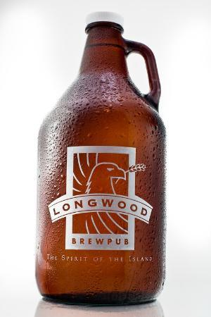 Longwood Brew Pub & Restaurant: The Growler