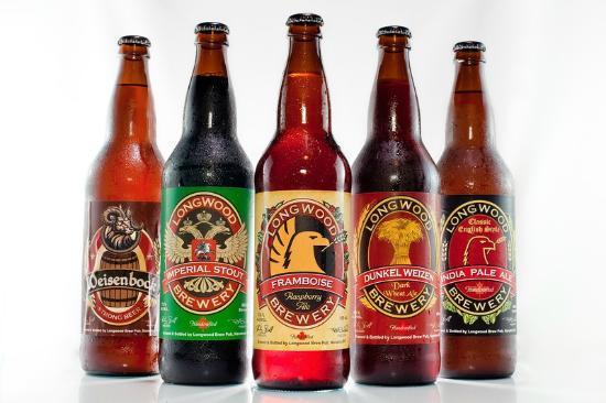 Longwood Brew Pub & Restaurant: Longwood to go!