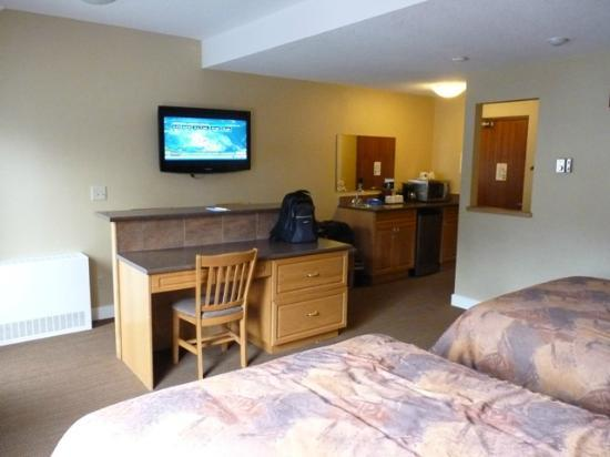Irwin's Mountain Inn: Room 256