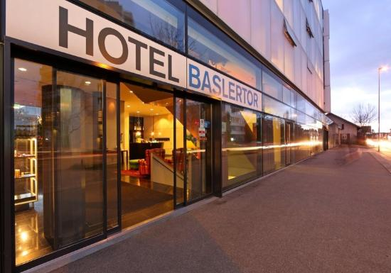 Hotel Baslertor
