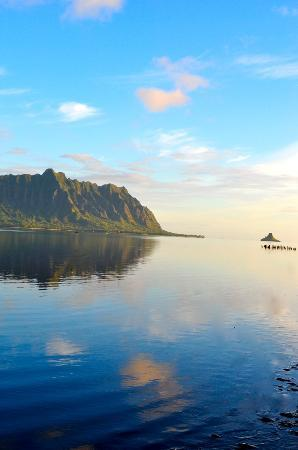 Paradise Bay Resort Hawaii: Sunrise view