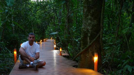 Tierra Guarani Lodge: Que paz !!!