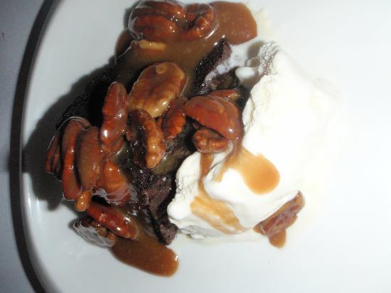 White Goose Bistro : 4th Course - last course. Dessert!