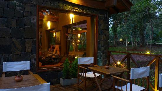 Tierra Guarani Lodge: Lobby