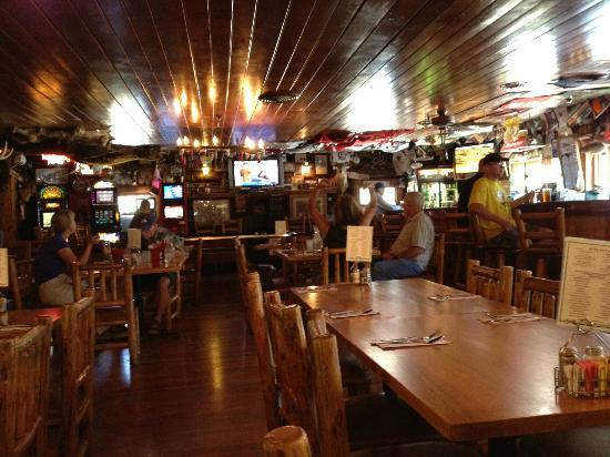 The Corral Bar & Steakhouse: The Corral