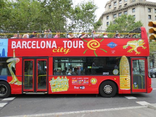 Catalonia Bus Tours