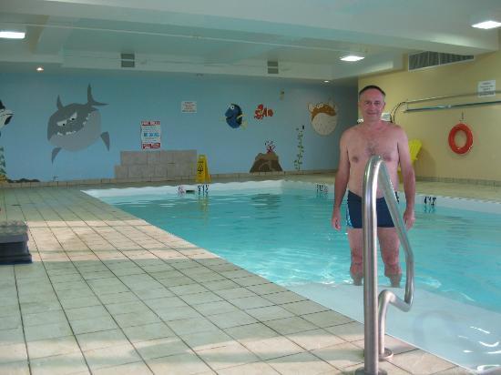 Days Inn & Conference Centre Oromocto : À la piscine bien tranquille!