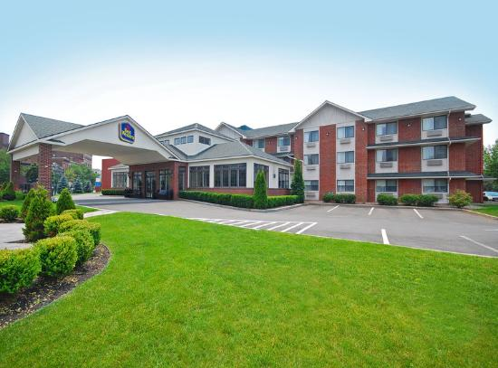 BEST WESTERN PLUS Franklin Square Inn Troy/Albany: Exterior