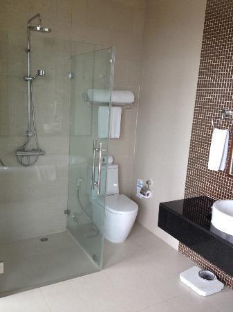 De Chai The Colonial Hotel : s de bains