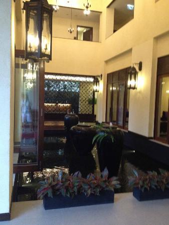 De Chai The Colonial Hotel : Entree