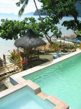 El Nido Four Seasons Resort Pool