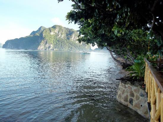 Elnido Four Seasons Resort: Four Seasons El Nido, Beach area