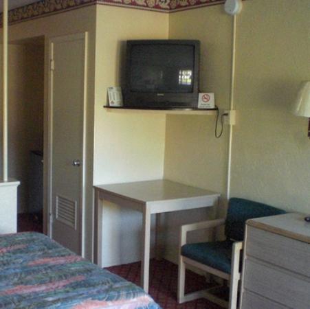 Budget Inn of Daytona Beach : Guest Room