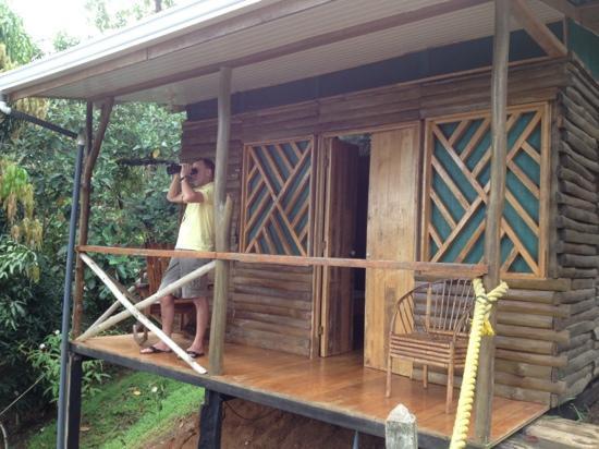 Cabinas Murillo: Onze cabina