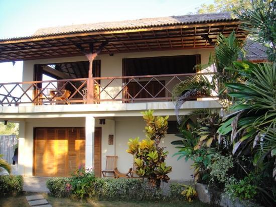 Villa Bagus: rooms.