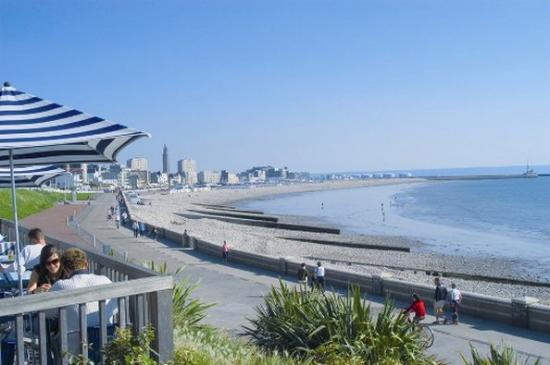 Appart'City Le Havre : Property Area