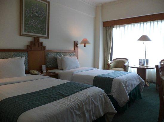 Hotel Sahid Jaya Lippo Cikarang: Good beds