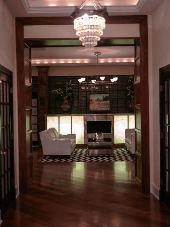 Hotel Rodney: Lobby