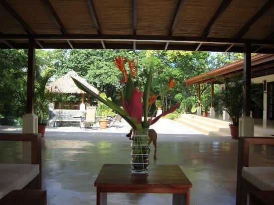 AHKi B&B Retreat: Sitting area