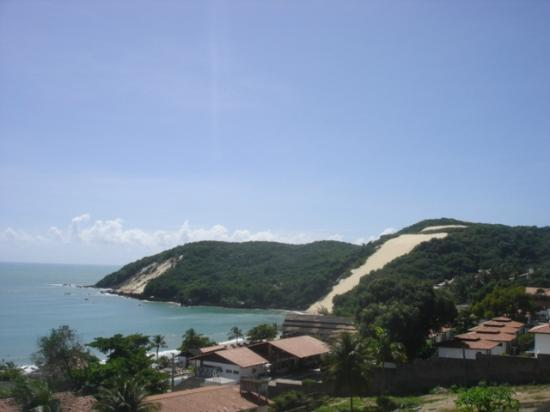 Bamboo Flat: Morro do Careca.