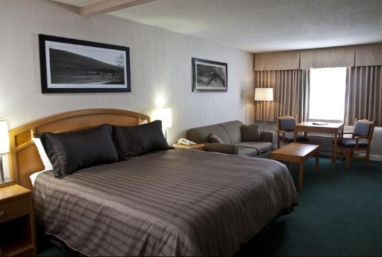 Sandman Hotel Revelstoke: Corporate Standard King