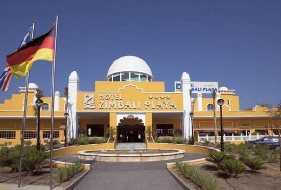 Zimbali Playa Spa Hotel