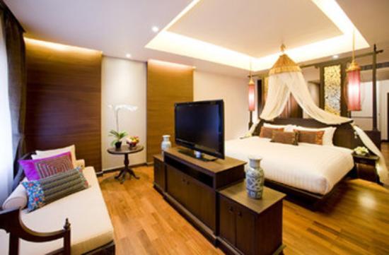 Siripanna Villa Resort & Spa: Deluxe Lanna Room