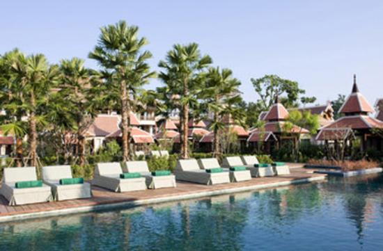 Siripanna Villa Resort and Spa Chiang Mai: Swimming Pool
