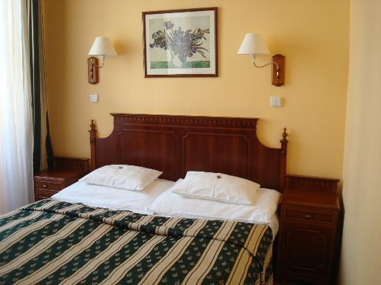 BEST WESTERN PLUS Hotel Meteor Plaza: cama king
