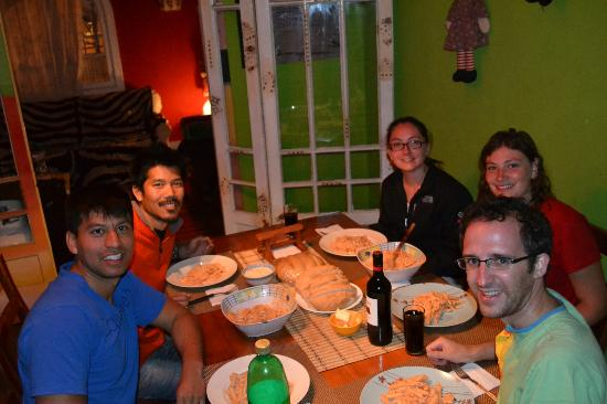 Don Santiago Hostel: A great place to meet new friends!!