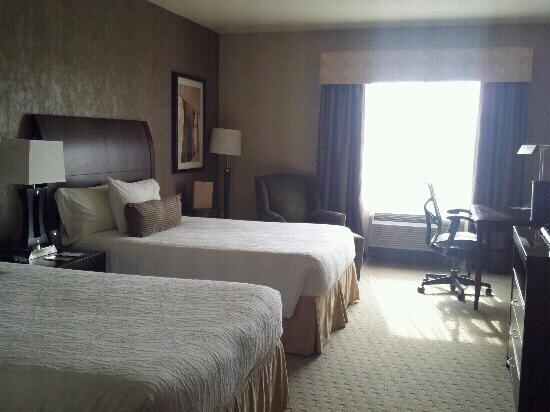 Hilton Garden Inn DFW North Grapevine: bedroom