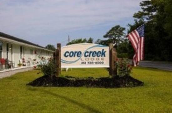 Core Creek Lodge: Welcome