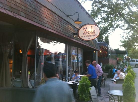 Zola Kitchen and Wine Bar: Zola New World Bistro