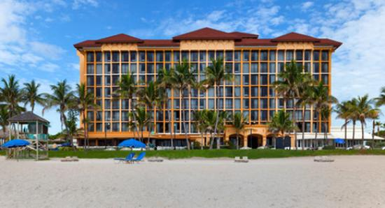 Wyndham Deerfield Beach Resort: Exterior