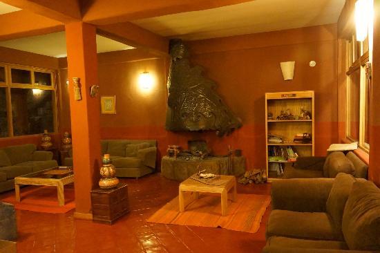 Flying Dog Hostels : Lobby