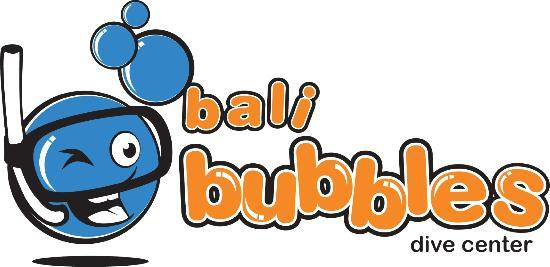 Bali Bubbles Dive Center: Logo
