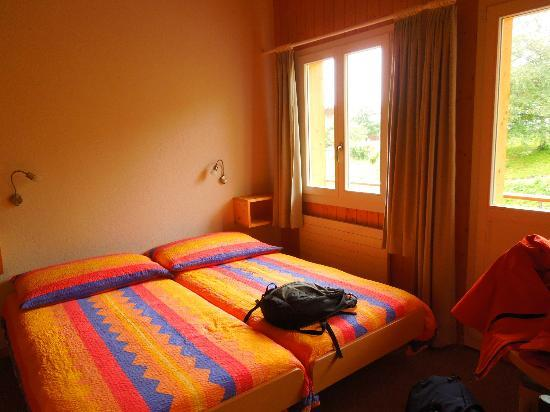 Hotel Alpenblick: Our room -- very clean and comfortable