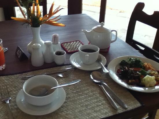 Barberyn Reef Ayurveda Resort: Buffet Lunch