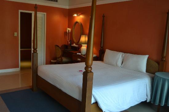 أندامان سي فيو هوتل: Bedroom 