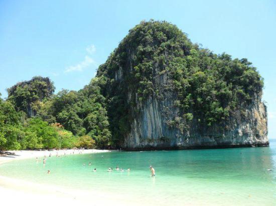 La plage de Koh Hong - Foto di Hong Islands, Provincia di Krabi - TripAdvisor