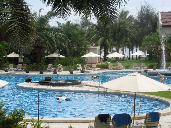 Palm Garden Beach Resort & Spa: Never too busy, open in the evenings