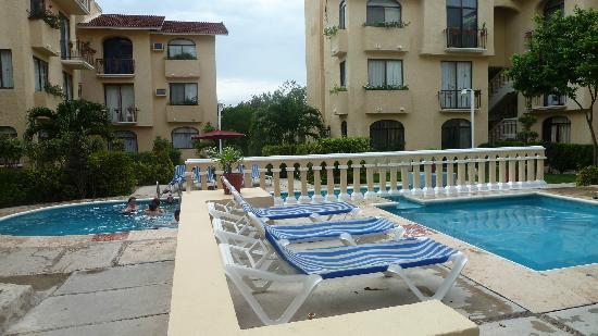 All Ritmo Cancun Resort & Waterpark: Quite pool one that is for kids and one for adults