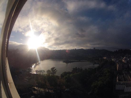 Hotel Carlton Antananarivo Madagascar: Stunning Tana Sunrise