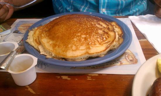 Carpenter Street Saloon: Pancakes